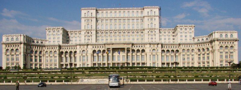 Rumunia - Bukareszt - Pałac Parlamentu